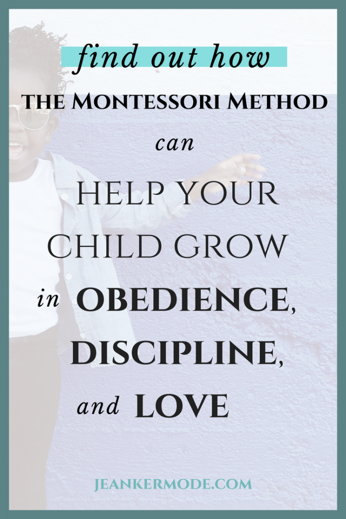 Struggling with discipline and obedience? Check out these Montessori discipline tips for parents and teachers | Montessori and obedience, the three levels of obedience, #montessori