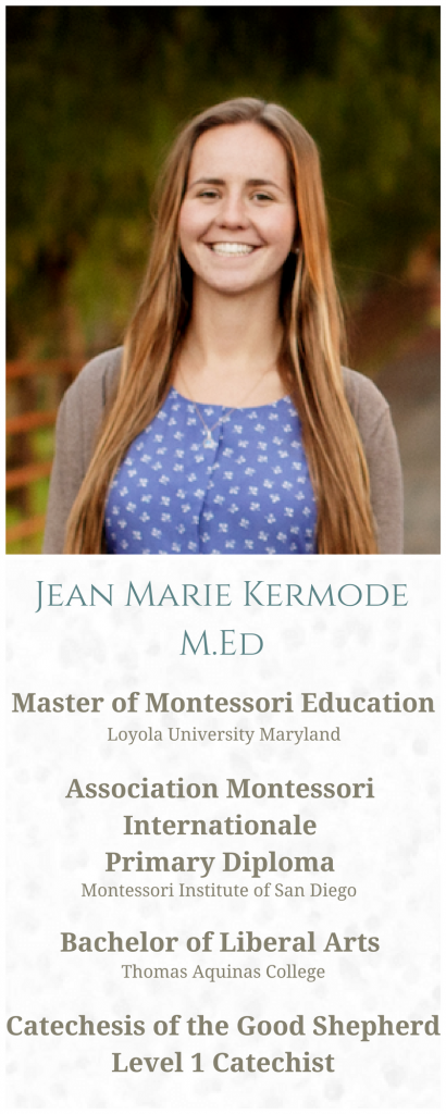 Interested in Montessori? Get your free call at jeankermode.com