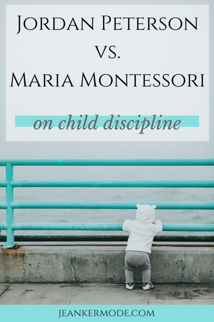 Learn how to discipline kids according to the experts! Get parenting advice on child behavior and consequences at www.jeankermode.com #montessori #montessoriathome #jeankermode #jordanpeterson
